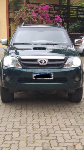 Toyota Hilux sw4 diesel 2006 blindada novíssima !!!