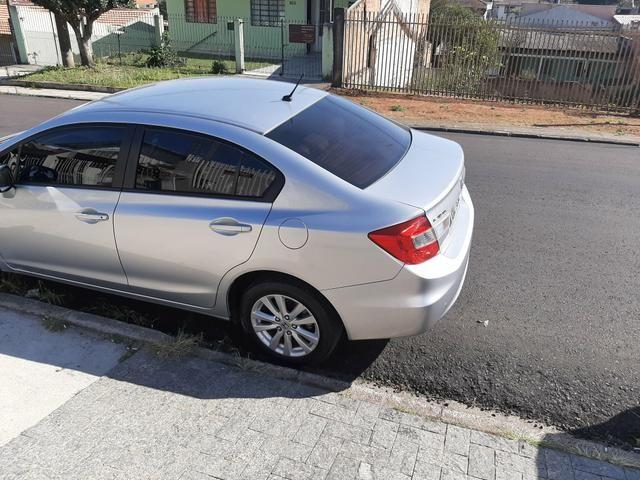 Honda Civic LXR 2014 2 dono particular - Foto 3