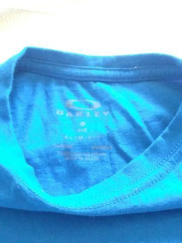 Camiseta Oakley Original P/S Slim fit - Foto 2