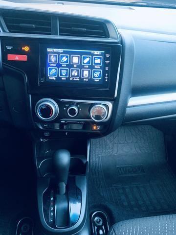 Honda WR-V EXL 1.5 16v CVT Automático - 2018 - Única Dona - Analiso Troca - Foto 13