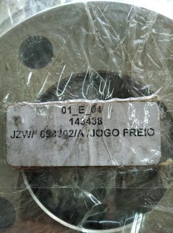 Disco de Freio ventilado original volkswagen JZW698302A ! - Foto 3