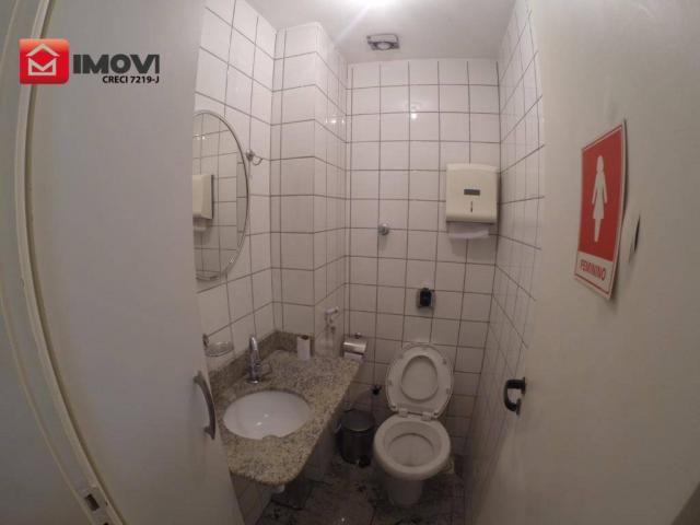 Sala para alugar, 60 m² - Praia do Suá - Vitória/ES - Foto 6