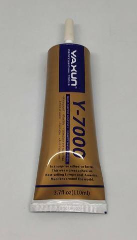 Cola Profissional Yaxun Y-7000 Tubo de 110ml Nova e Original - Foto 2