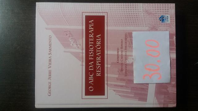livro abc da fisioterapia respiratoria