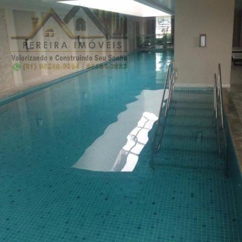 103 - Edifício Mandarim, apartamento 51 m2, locação R$: 3.500,00 com condomínio - Foto 3