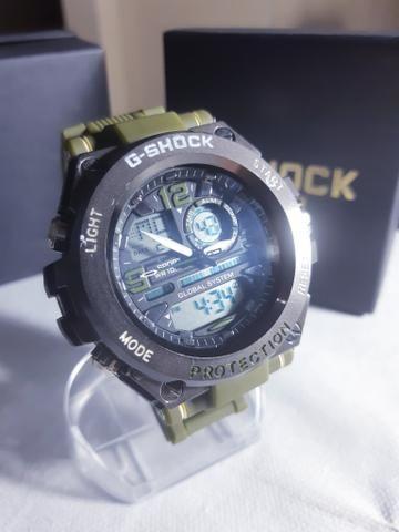 c7c1a1f7c10 G-shock Metal - Bijouterias