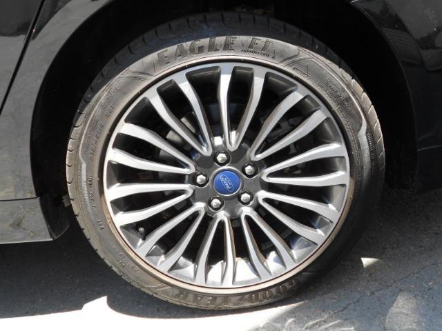 Ford Fusion 2.0 Ecoboost Titanium Awd Automático Turbo - Foto 16
