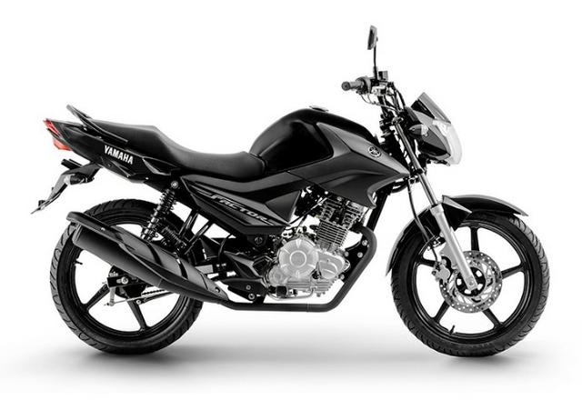 Yamaha Ybr Factor 125i ED 2021/2021 - Foto 2