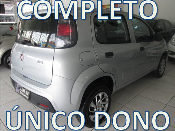 Fiat Uno Uno Drive 1.0 Firefly (Flex) - Foto 2