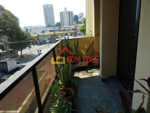 76 - Vendo apto com 4 dorm. (3 suítes) na região de Vila Formosa - Foto 17
