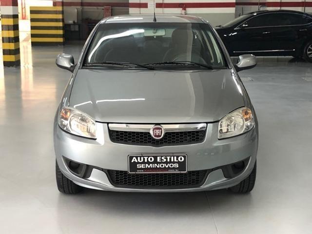 Fiat Siena 1.0 Flex Completo 2014 - Foto 2