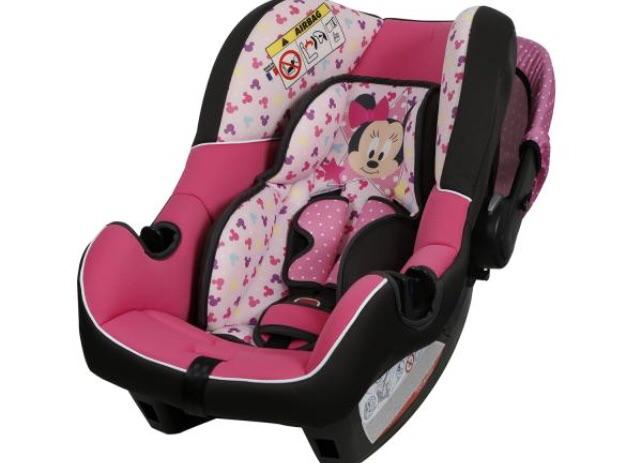Bebê Conforto Beone Disney Minnie Mouse Baby - para Crianças até 13kg 23cea8e0eeb