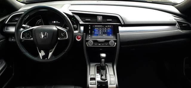 Civic sedan touring 1.5 turbo 16v aut. 4p IPVA 2020 pago - Foto 5