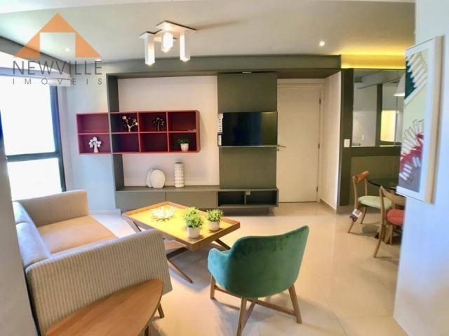 Apartamento com 2 quartos à venda, 58 m² por R$ 992.970 - Avenida Boa Viagem - Recife - Foto 2