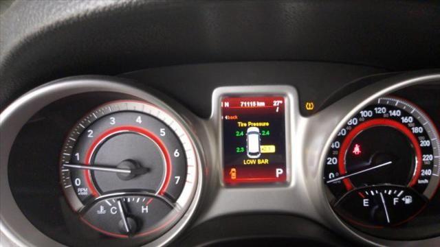 DODGE JOURNEY 3.6 SXT V6 GASOLINA 4P AUTOMÁTICO - Foto 8