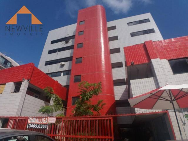 Sala para alugar, 46 m² por R$ 2.107,00/mês - Boa Viagem - Recife/PE - Foto 11