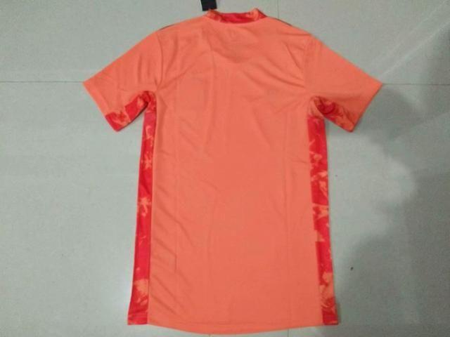 Camisa da Espanha Adidas 2020 - Foto 2
