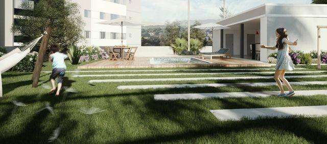 Apartamento de 2 quartos com área de lazer completa no Realeza - Obras muito avançadas - Foto 9