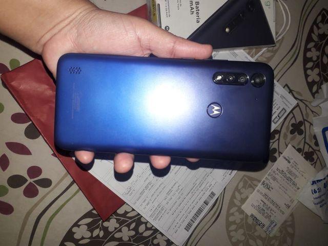 Vendo ou troco Samsung ou xiaomi semi novo e com nota fiscal - Foto 4
