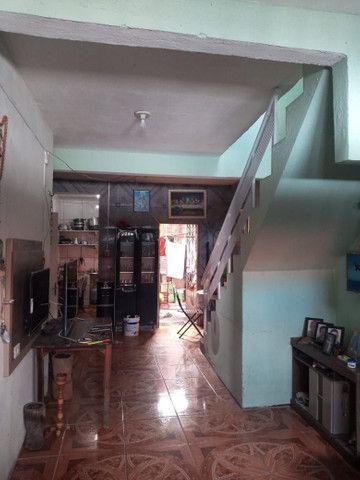 Casa duplex 5 quartos 2 banheiros sala cozinha área de serviço garagem poço de água - Foto 6