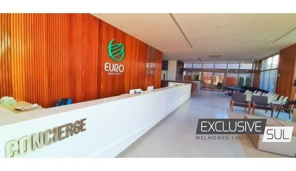 Sala comercial no Euro Smart Office, próximo ao Shopping Pelotas e Judiciário - Foto 6