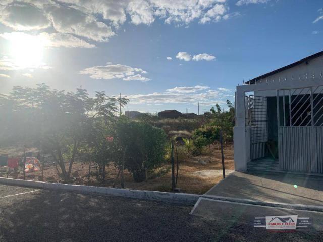 PROMOÇÃO - Casa com 2 dormitórios à venda, 100 m² por R$ 100.000 - Lot. Parque Residencial - Foto 3