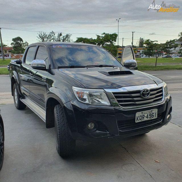 Toyota Hilux SRV 3.0 Diesel 4x4 2015 - Oportuinidade - Foto 5