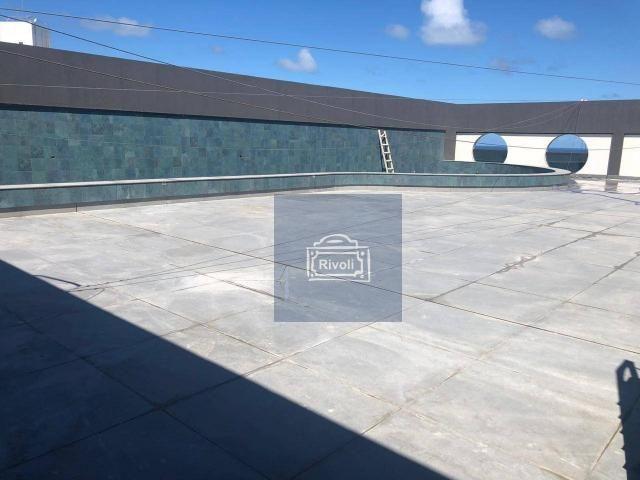 Sala para alugar, 41 m² por R$ 2.500,00/mês - Casa Caiada - Olinda/PE - Foto 13