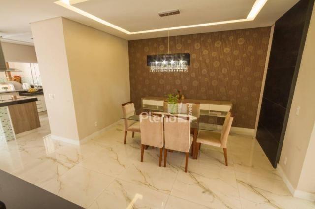 Casa com 3 dormitórios à venda, 310 m² por R$ 1.620.000,00 - Swiss Park - Campinas/SP - Foto 7