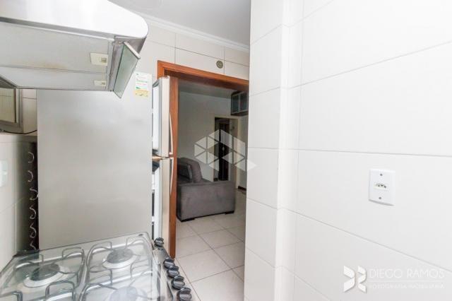 Apartamento à venda com 1 dormitórios em Bom fim, Porto alegre cod:9923329 - Foto 9