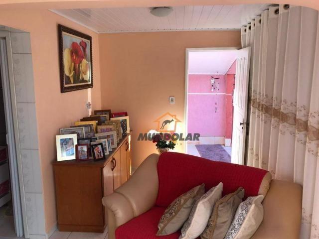 Casa com 3 dormitórios à venda, 80 m² por R$ 250.000,00 - Capela Velha - Araucária/PR - Foto 16