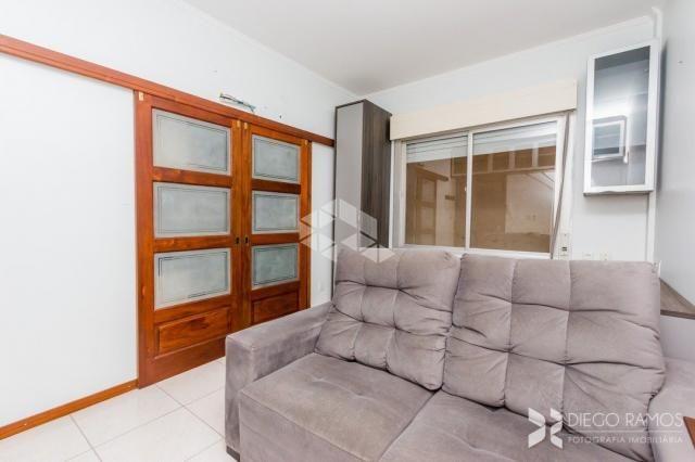 Apartamento à venda com 1 dormitórios em Bom fim, Porto alegre cod:9923329 - Foto 2