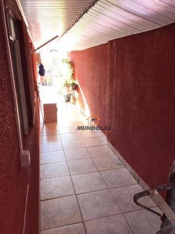 Casa com 3 dormitórios à venda, 80 m² por R$ 250.000,00 - Capela Velha - Araucária/PR - Foto 5