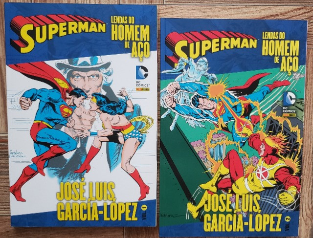 Superman Lendas Do Homem De Aço. História completa (Volumes 1 e 2) - Foto 2