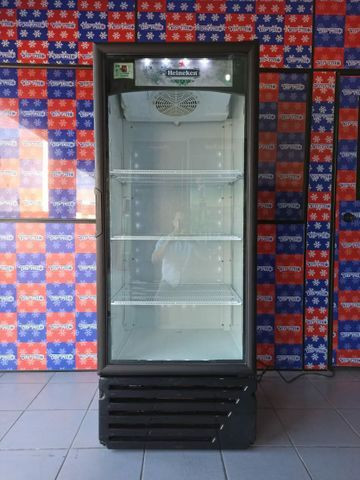 Geladeira expositora imbera 450 litros heineken - Foto 2