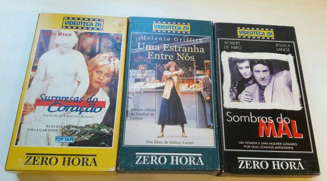 Fitas VHS - Foto 4