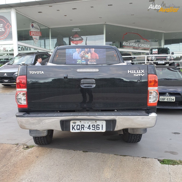 Toyota Hilux SRV 3.0 Diesel 4x4 170cv 2015 - Fale direto - Raphae Rolim  - Foto 2