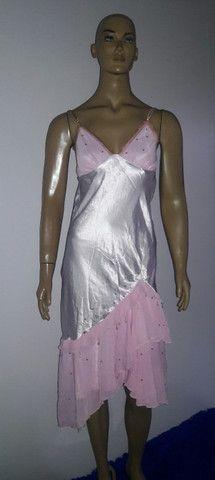 """Leia Descrição + Vestidos Saias """"Cada"""" Shop 126 + Isabel Modas P Novos Originais - Foto 4"""