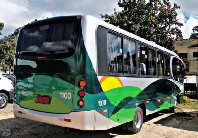 Micro Comic piá volks bus 9 150 2007 - 27 lugares 150 cv - Foto 3