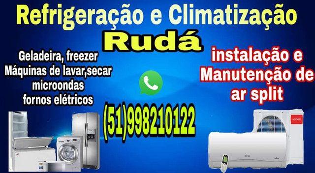 Refrigeracao e climatizacao instalacao de ar split