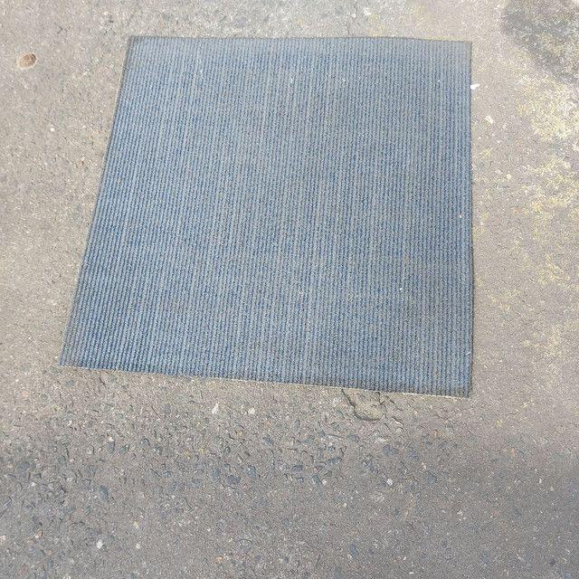 Carpete Em Placa 61×61 Venda Por M²
