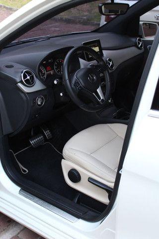 Mercedes B200 2014 branca - Foto 5