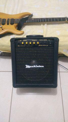 Cubo para guitarra mackintec R$ 320,00