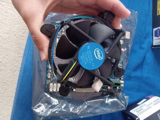 Kit i3 2120 + 8Gb RAM + Placa mae