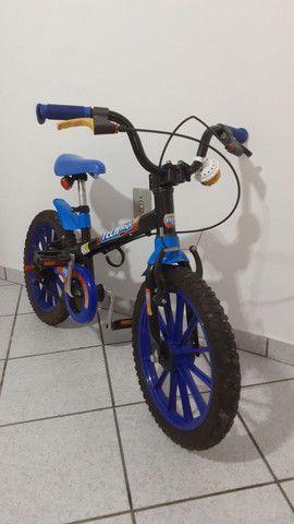 Bike bem nova aro 16