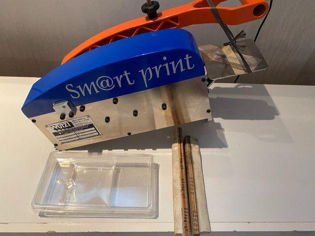 Máquina Tampografia Wutzl Mod: Tc-m8 Manual. - Foto 3