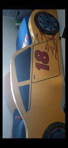 Cama Carros 3D Infantil  - Foto 3