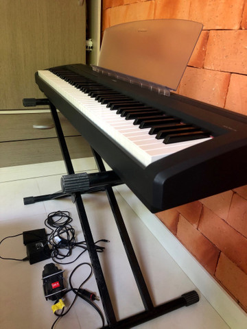 Piano Yamaha P85 - Foto 5