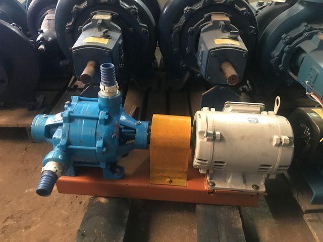 Bomba irrigação Fl 3 com motor de 10 cv trifásico - Foto 2