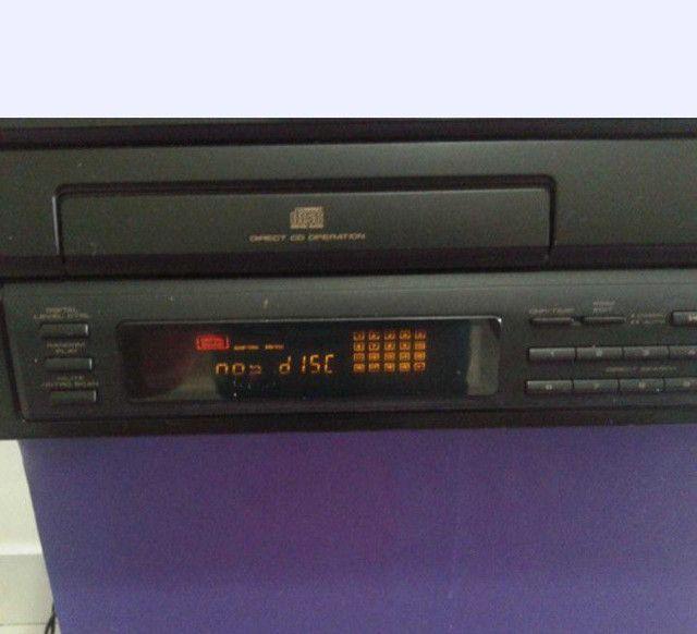 Aparelho Leaser Disk Pionner, Cdl S201 Com Discos - Foto 2